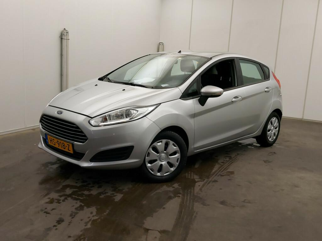FORD Fiesta Style ECOnetic Lease 1.5TDCi