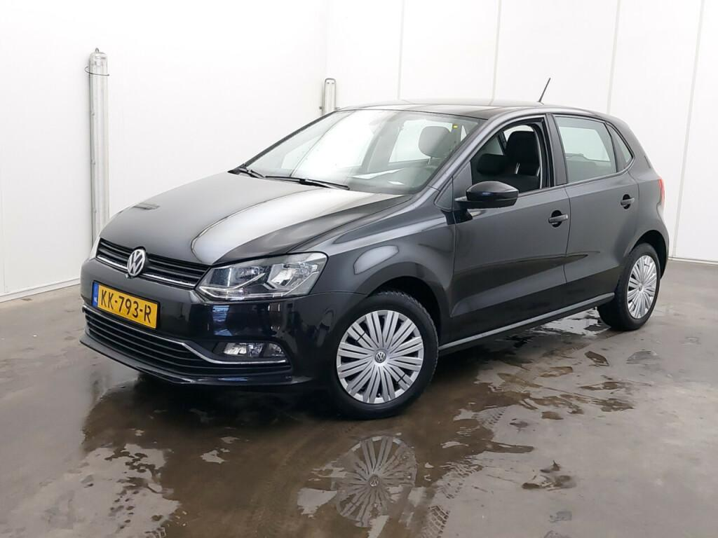 VOLKSWAGEN POLO 1.4tdi connected series comfo