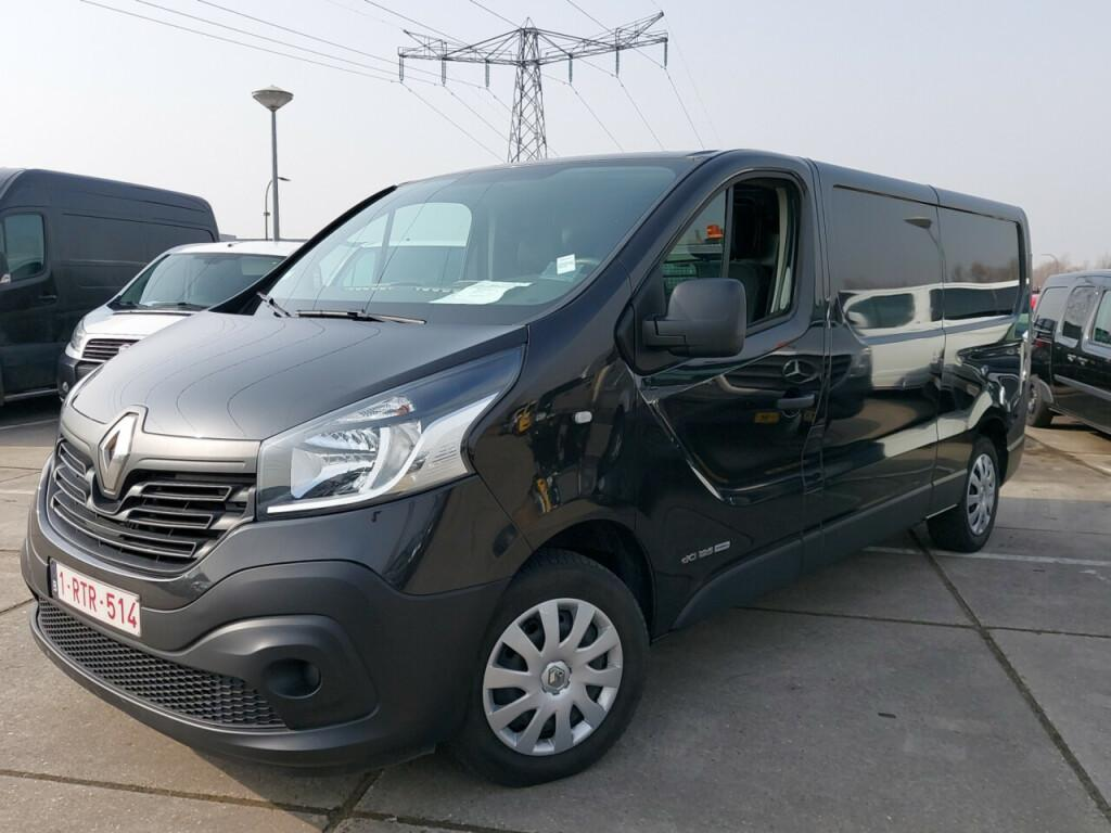 RENAULT Trafic L2H1 1.6 DCI 125 ENERGY GR. CO