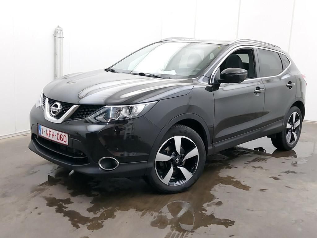 NISSAN Qashqai 1.6 dci 2wd nvision xtronic