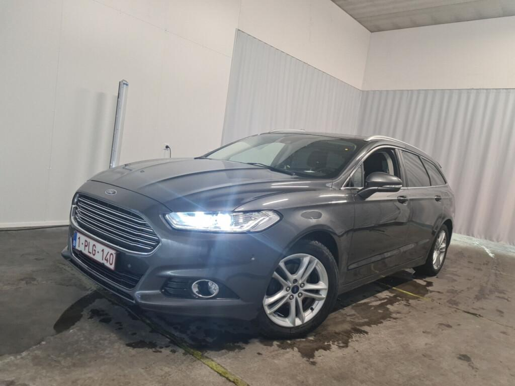 FORD Mondeo 2.0 tdci business edition+