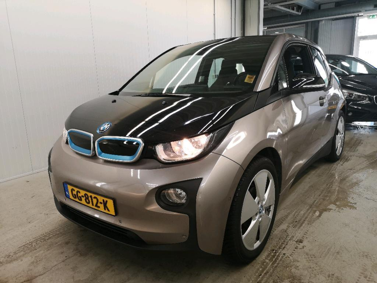 BMW i3 125KW REX (RANGE EXTENDER)