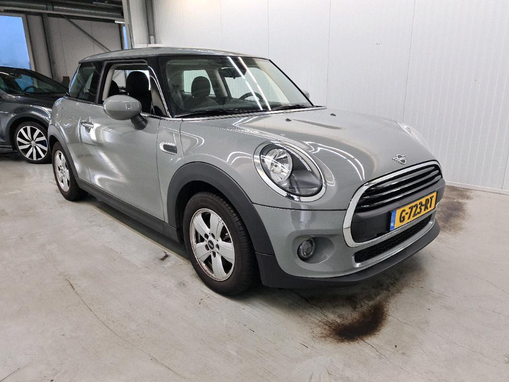 MINI ONE 1.5 55KW FIRST
