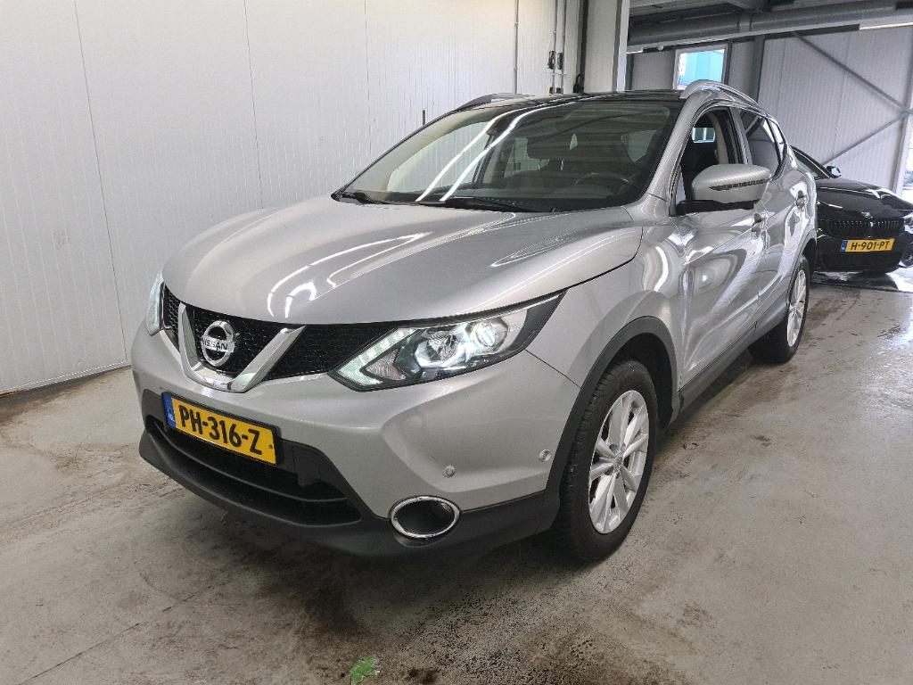 NISSAN Qashqai 1.5 DCI 81KW BUSINESS EDITION