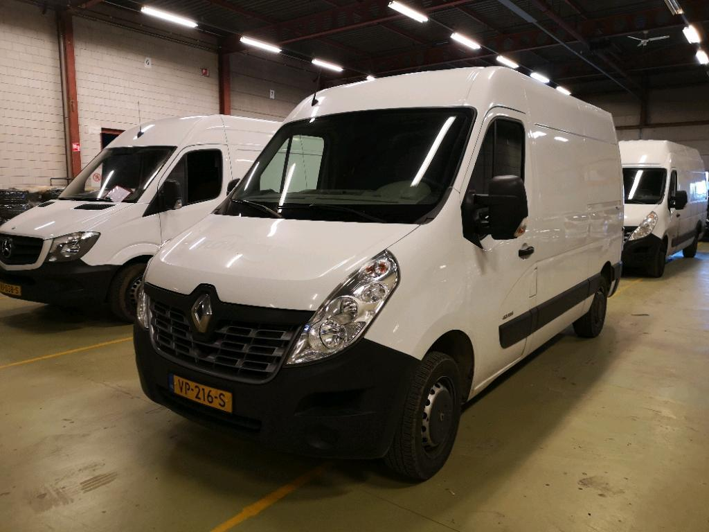 RENAULT Master T33 2.3 DCI 92KW FWD GB L2H2