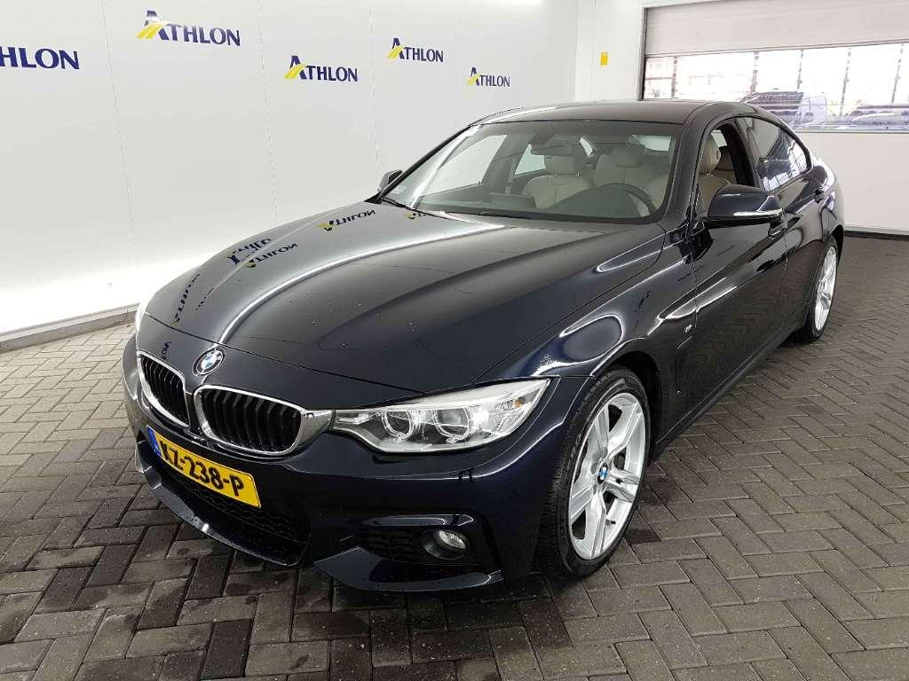 BMW 4-serie Gran Coupe 430iA 5D 185kW