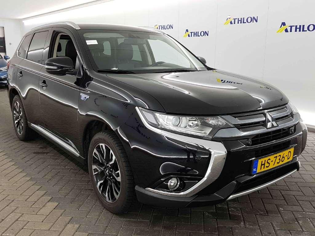 Mitsubishi Outlander PHEV Executive Edition 5D 149kW