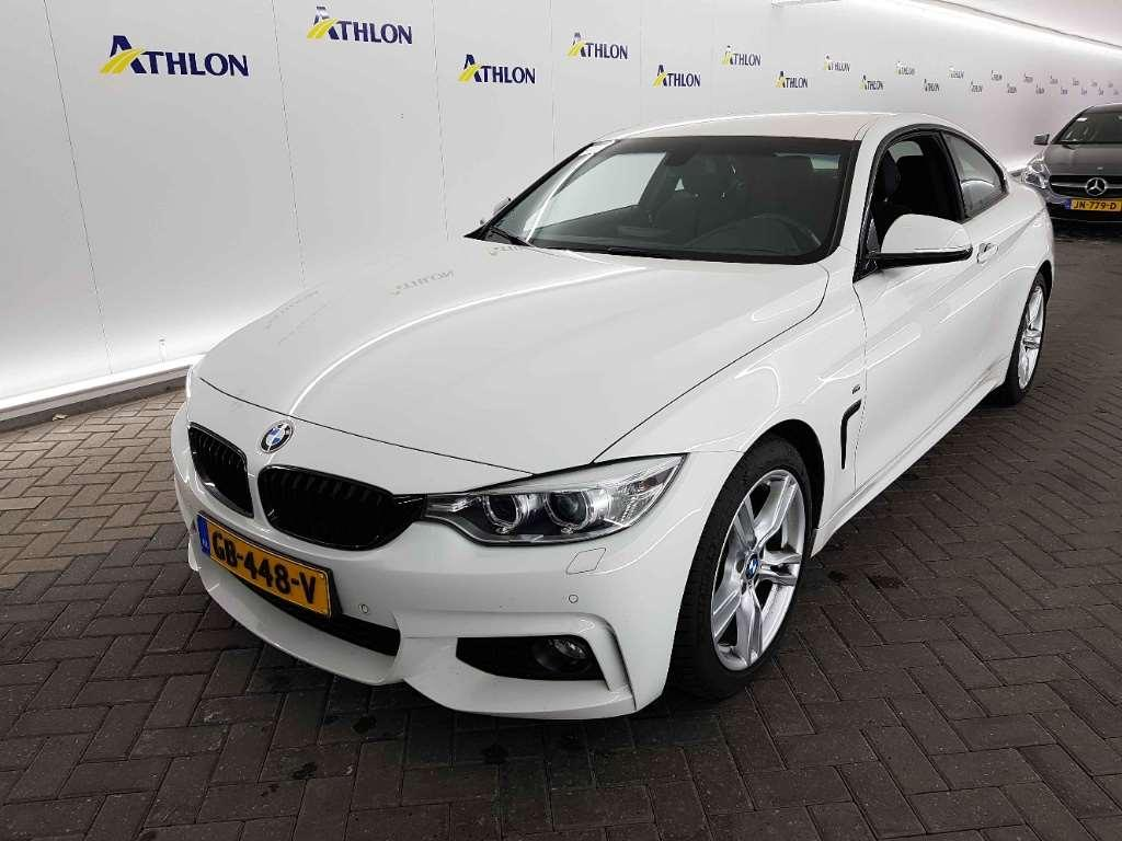 BMW 4 Serie Coupe 420iA 2D 135kW