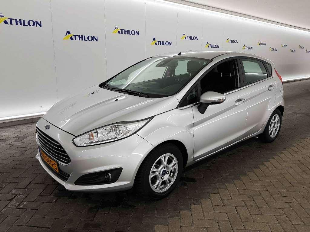 FORD Fiesta 1.5 TDCi ECOnetic Lease Tit 5D 70kW