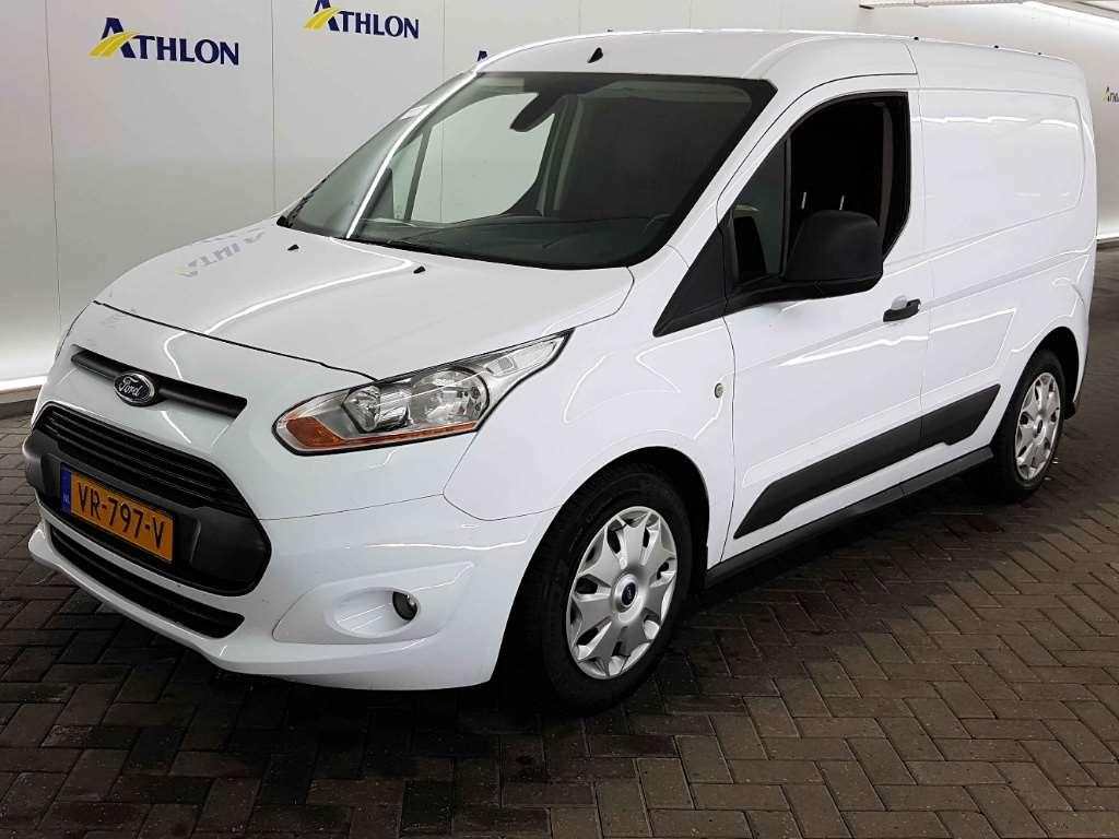 FORD Transit Connect L1 Trend 1.6 TDCi 95 4D 70kW