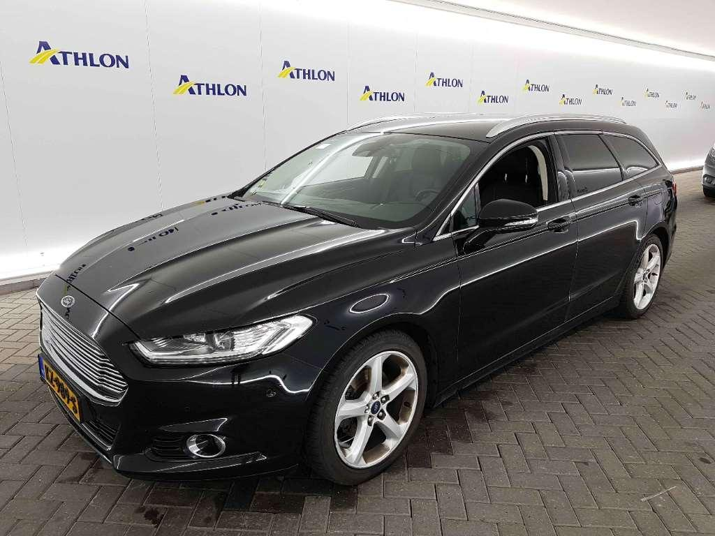 Ford Mondeo Wagon 2.0 TDCi ECO Tit Lease Edit Wag 5D 110kW