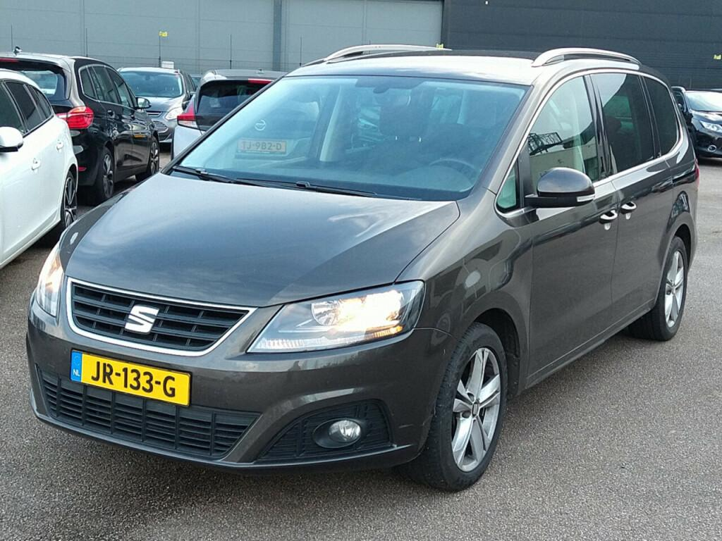 SEAT Alhambra 1.4 TSI Style Connect