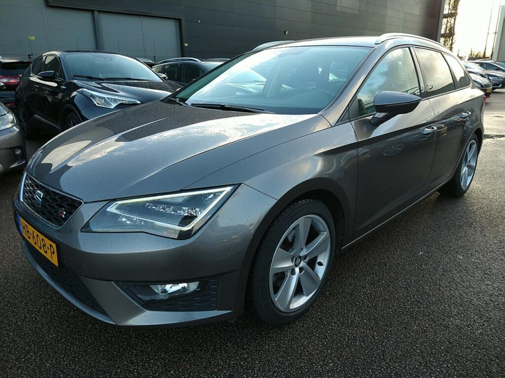SEAT Leon ST 1.4 EcoTSI FR Connected