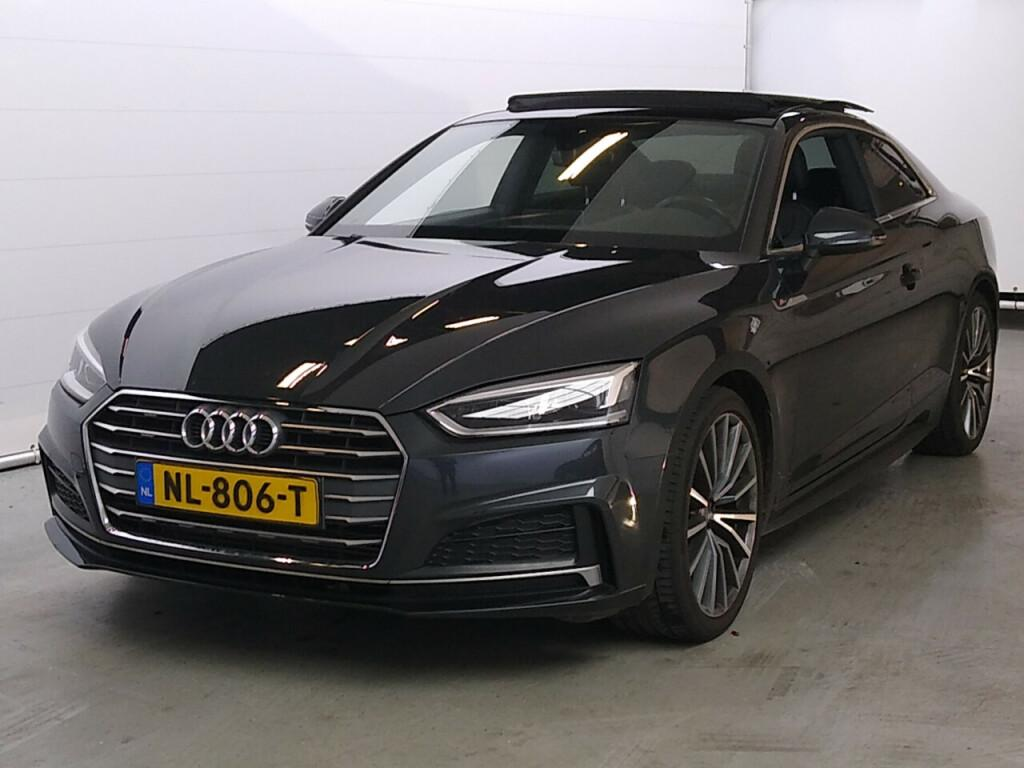 AUDI A5 COUPE 2.0 TFSI ultra Launch Edition