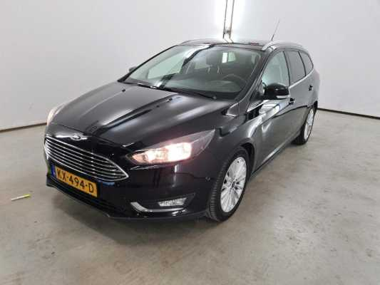 FORD Focus Wagon 1.5 TDCi 120pk Titanium Lease Edition