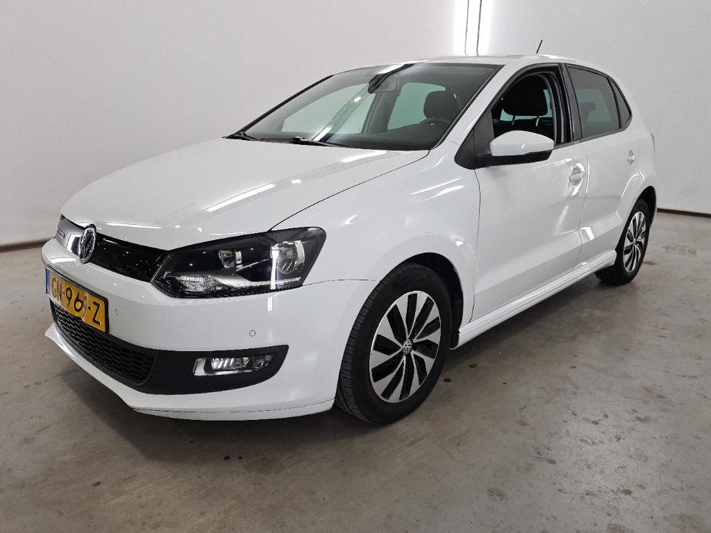 VOLKSWAGEN Polo 1.4 TDI 75PK 5D BlueMotion BlueMotion Business Edition
