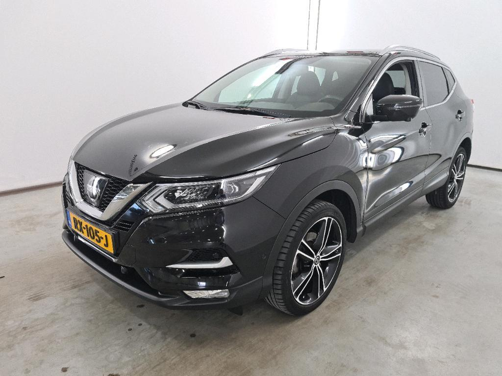 NISSAN Qashqai 1.2 DIG-T 115pk Business Edition