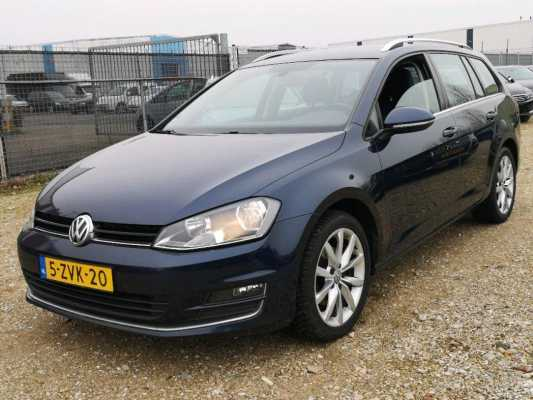 VOLKSWAGEN Golf variant 1.6 TDI Business Edition (5-drs..
