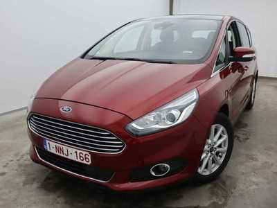 Ford S-Max 2.0 TDCi 132kW S/S Business Ed+ 5d XXXXXX
