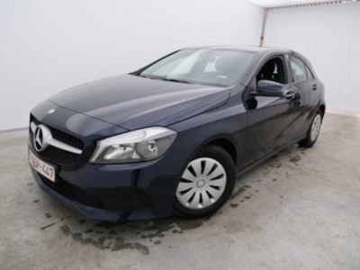 Mercedes-Benz a-klasse A 180 d BlueEFFICIENCY Edition 5d