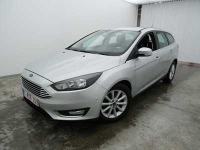 Ford Focus Clipper 2.0 TDCi 110kW Business Class+ 5d