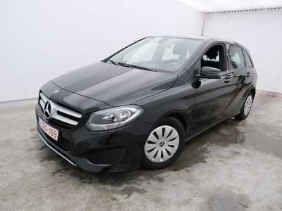 Mercedes-Benz B-Klasse B 180 d BlueEFFICIENCY Edition 5d