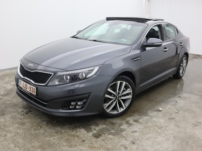 KIA Optima 1.7 CRDi 136 ISG EcoDynamics Executive 4d