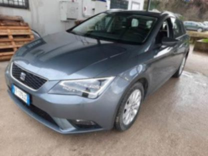 Seat Leon 2012 5P STATION WAGON 16 TDI CR 81KW SeS DSG BUSINESS HIGH ST