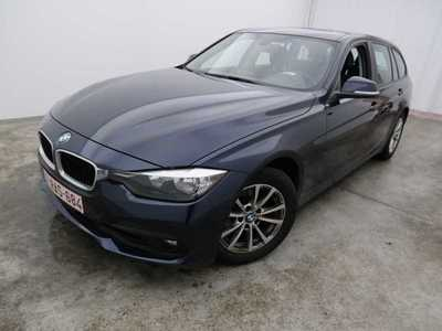 BMW 3 Reeks Touring 320d Efficientdynamics Edition (120 kW) Aut. 5d