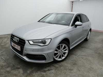 Audi A3 sportback 1.6 TDi 81kW Attraction 5d