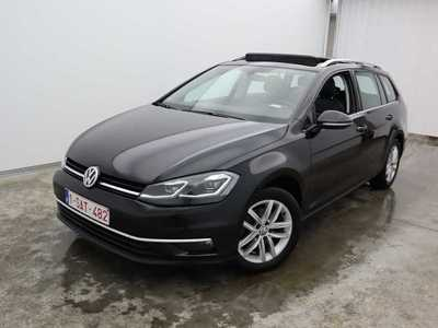 Volkswagen Golf variant 1.6 TDi 85kW Highline DSG 5d facelift Navi Leather LED Headlights Panoramic roof Rear Camera total options 644 01 Ex.VAT