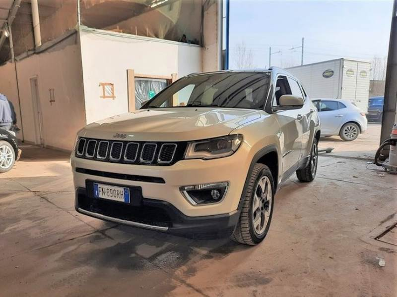 JEEP COMPASS / 2017 / 5P / SUV 2.0 MJET 103KW LIMITED 4WD AUTO