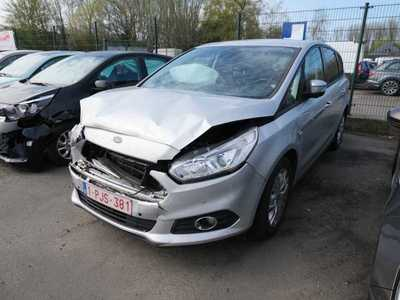 Ford S-Max 2.0 TDCi 110kW S/S PS Business Ed 5d !!! Damaged Car !!! Rolling Car !!!