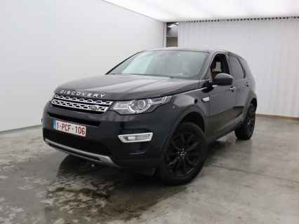 Land Rover Discovery Sport 2.0 eD4 110kW HSE Luxury 2WD 5d