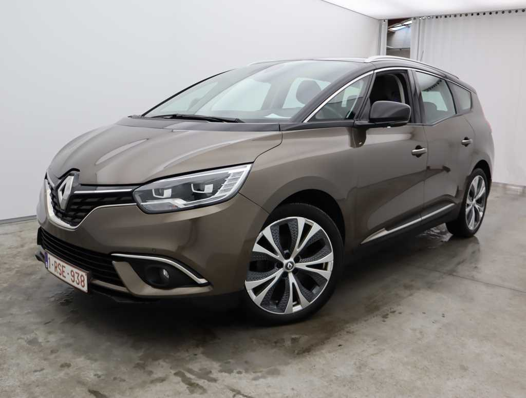 Renault Grand scenic energy dCi 110 EDC Intens 7P 5d Technical Issues Rolling Car p95
