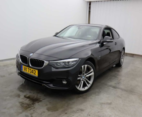 BMW 435dXA Coupé 313 xDriveSteptr Facelift Sportline