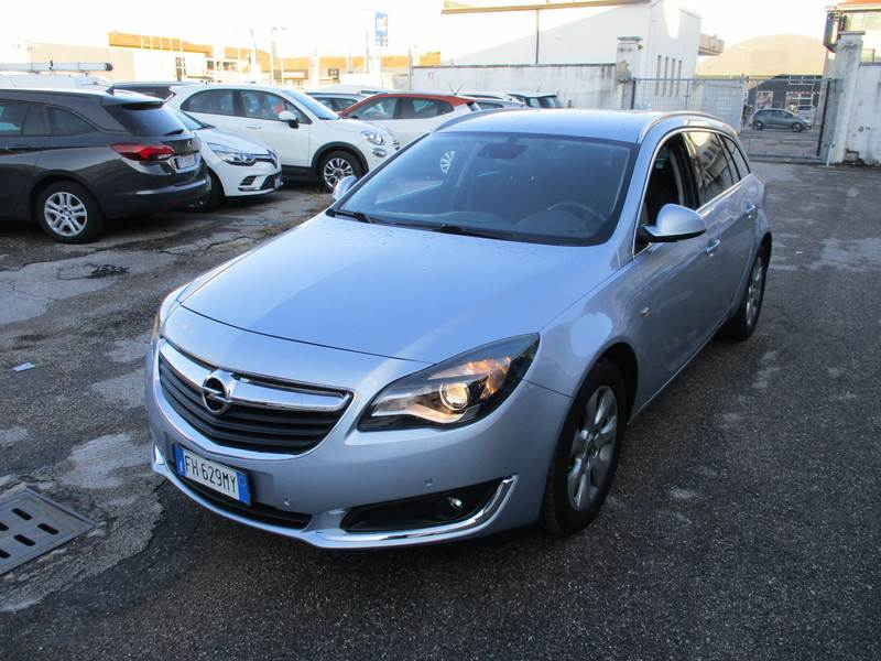 Opel insignia 2013 sport TOURER ST 16 CDTI COSMO BUSINESS 136CV AT6