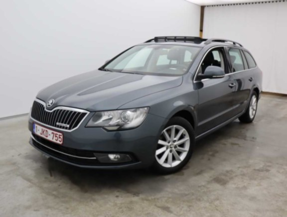 Skoda Superb combi 1.6 CRTDI 77kW Greenline Ambition 5d