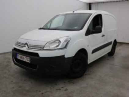 Citroën Berlingo 1.6 e-HDi 90 ETG6 Kort Pro 4d !!! Technical Issues !!! Rolling Car - See remark !!!