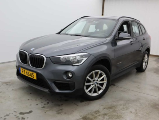 BMW X1 2.0 d sDrive 20d 140kW Leather Navi 6v 5pl