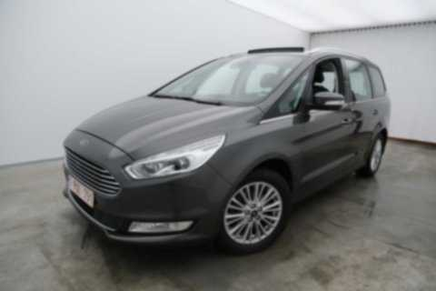 Ford Galaxy 2.0 TDCi 132kW 4x4 PS Busin. Class Signature Pack LED Leather Ventilated Memory Massage Seats Navi Camera Split View BLIS Remote
