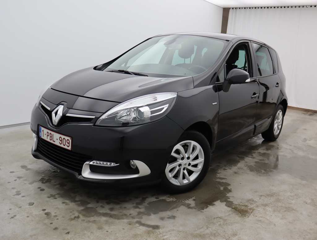 Renault Scenic energy dci 110 Limited 5d