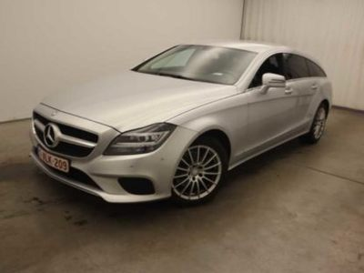 Mercedes-Benz cls-klasse shooting brake CLS 220 BlueTEC 120kW 5d