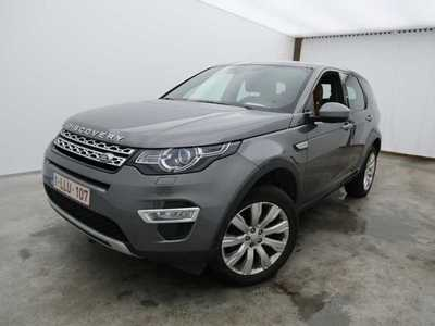 Land Rover Discovery Sport 2.0 TD4 132kW HSE Luxury 4WD Auto 5d Technical Issues Rolling Car p115