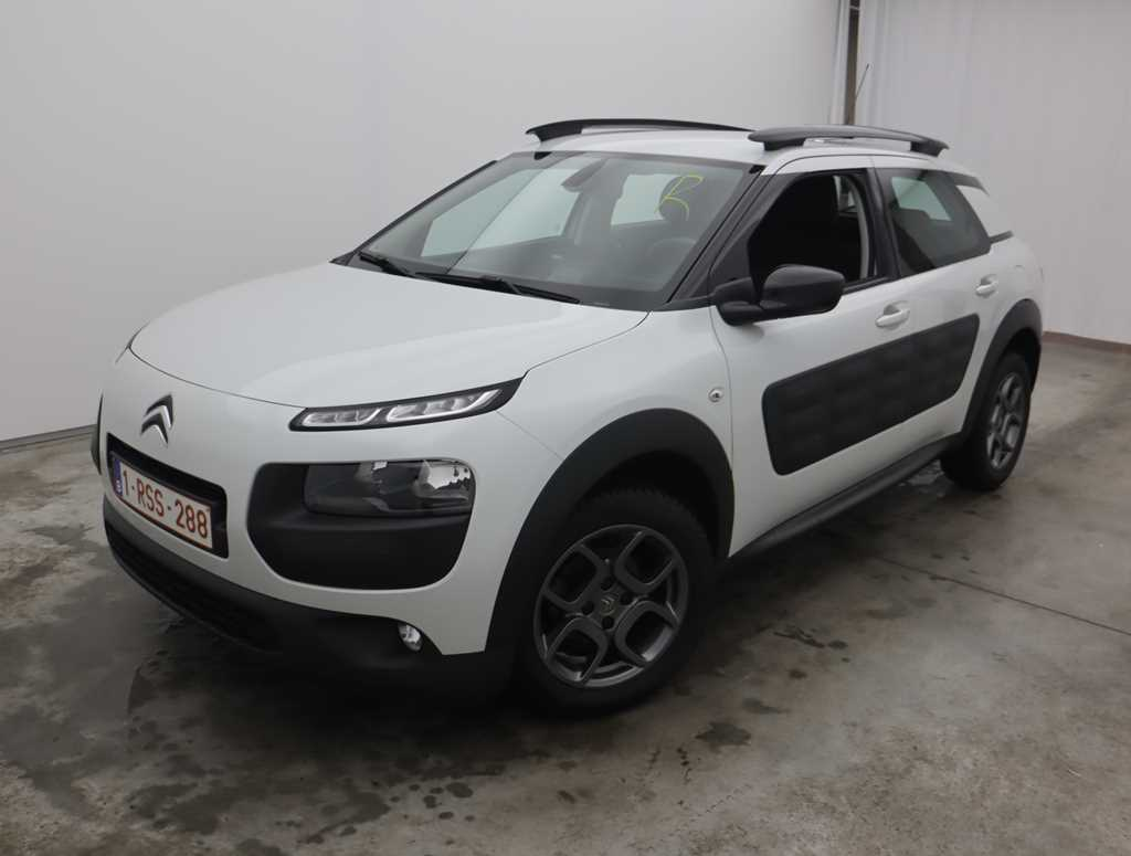 Citroën C4 Cactus 1.6 BlueHDi 100 MAN EURO 6 Business GPS 5d MZ
