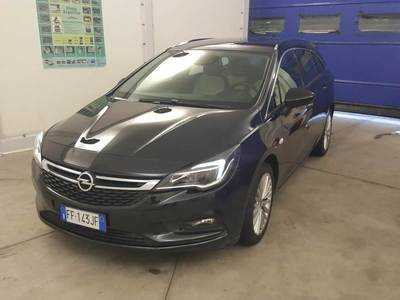 Opel Astra K sports tourer 2015 2015 WAGON ST 16 CDTI BUSIN PREM 110CV SeS MT6