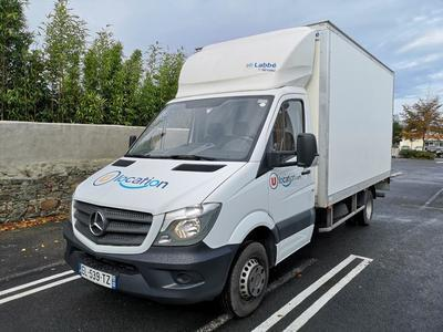 Mercedes-Benz Sprinter w906 2006 Chassis cabine 514 CDI 43 35T / Caisse Hayon