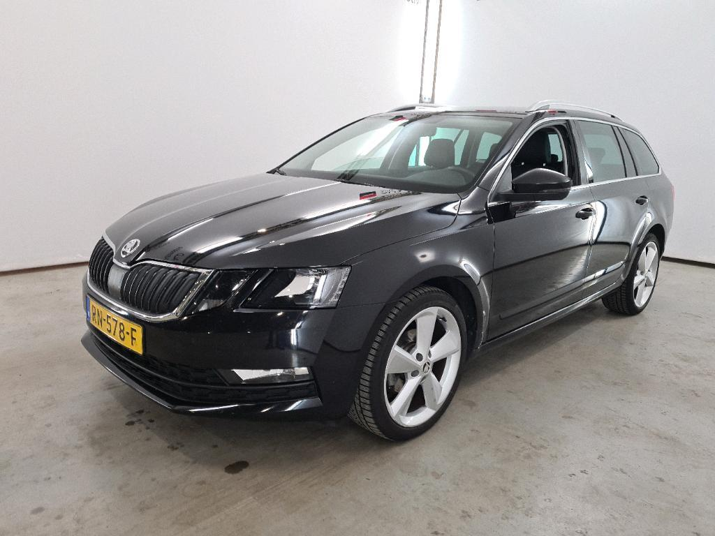 SKODA Octavia Combi 1.6 TDI Greentech 115pk DSG-7 Ambition Business