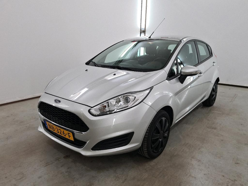 FORD Fiesta 1.0 65PK 5D S/S Style Essential