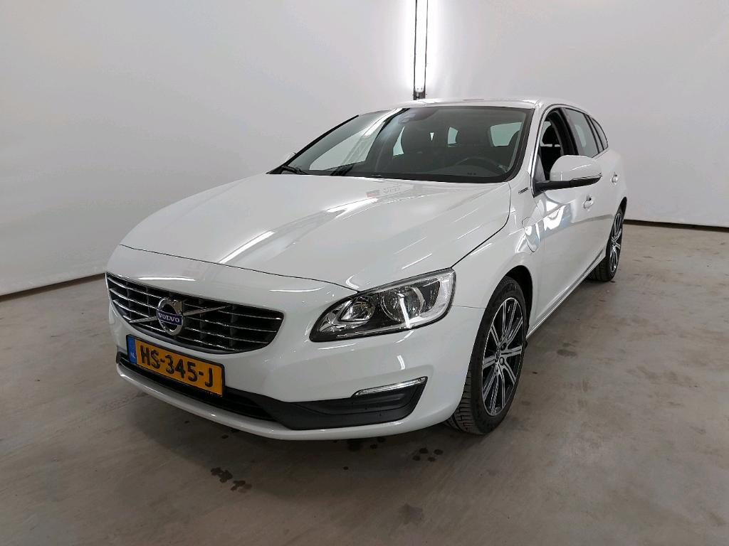 VOLVO V60 D6 Twin Engine 288pk Geartronic AWD Plug In Hybrid Momentum
